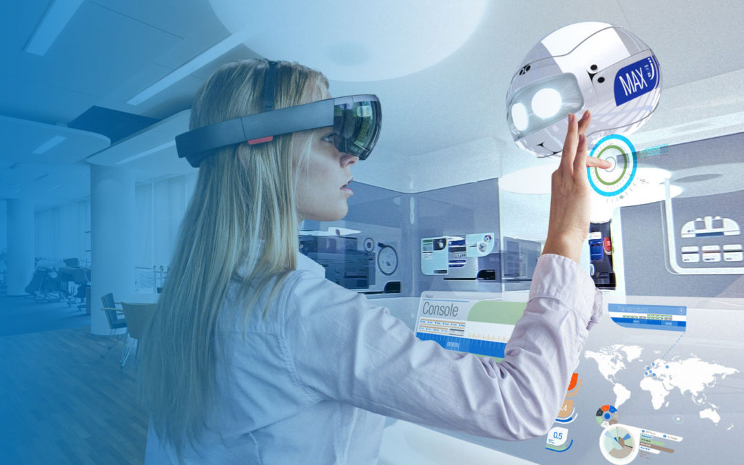Mixed reality – how real and virtual worlds are merging